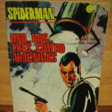 Cómics: SPIDERMAN Nº 2 - VERTICE GRAPA - . Lote 39930237