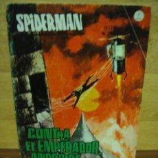 Cómics: SPIDERMAN Nº 4 - VERTICE GRAPA - . Lote 39930261