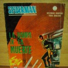 Cómics: SPIDERMAN Nº 6 - VERTICE GRAPA -. Lote 39930318