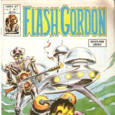 Cómics: FLASH GORDON VOL. 2 Nº 7 - LOS VIAJEROS DEL TIEMPO - EDICIONES VÉRTICE- 1979. Lote 94571966