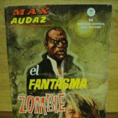 Cómics: MAX AUDAZ Nº 8 - VERTICE GRAPA -. Lote 39935181