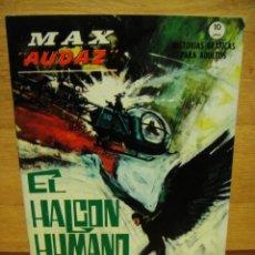 Cómics: MAX AUDAZ Nº 18 - VERTICE GRAPA -. Lote 39935207