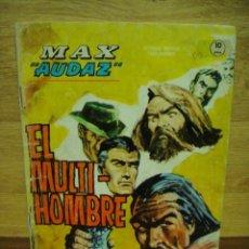 Cómics: MAX AUDAZ Nº 15 - VERTICE GRAPA -. Lote 39935269