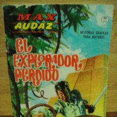 Cómics: MAX AUDAZ Nº 14 - VERTICE GRAPA -. Lote 39935279
