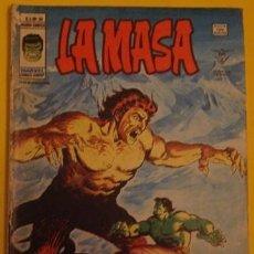 Cómics: LA MASA EL RETOÑO DEL CARNIVORO NO.30 AÑO 1978. Lote 39950621