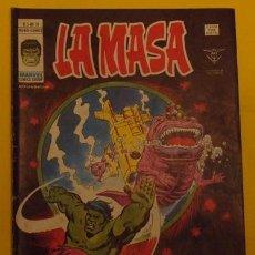 Cómics: LA MASA EL CAPITÁN OMEN V.3 NO.31 AÑO 1978 . Lote 40012621