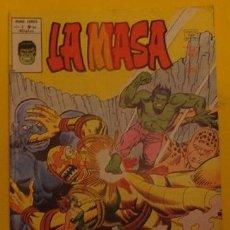 Cómics: LA MASA ¡ CALAMIDAD EN LAS NUBES! V.3 NO.34 AÑO 1976 . Lote 40012892