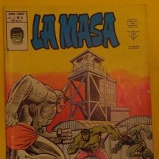 Cómics: LA MASA ¡VENGANZA! NO.35 AÑO 1976 . Lote 40012967