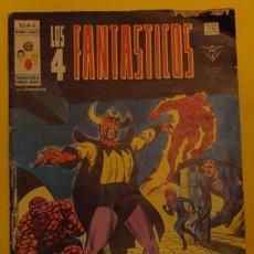 Cómics: LOS 4 FANTÁSTICOS EL TEMIDO DIABLO NO.16 AÑO 1977 . Lote 40013074
