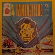 Cómics: LOS 4 FANTÁSTICOS LA BATALLA DEL EDIFICIO BAXTER NO.22 AÑO 1979 . Lote 40013227