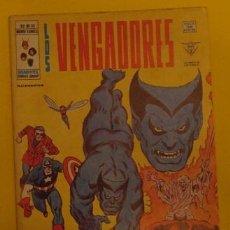 Cómics: LOS VENGADORES ¡EL MÁRTIR PERPLEJO! V.2 NO.38 AÑO 1978. Lote 40015367