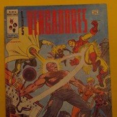 Cómics: LOS VENGADORES HONRA A TU PADRE V.2 NO.40 AÑO 1978 . Lote 40015657