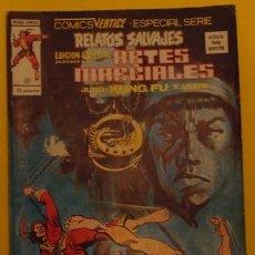 Cómics: ARTES MARCIALES FUEGOS DE RENACIMIENTO NO.43 AÑO 1978 . Lote 40031822