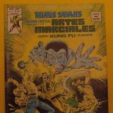 Cómics: ARTES MARCIALES -¡LA FORTALEZA DE S´AHRA SHARN! NO.45 AÑO 1978. Lote 40032188