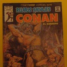 Cómics: CONAN EL BARBARO -LA SANGRE DE LOS DIOSES V.1 NO. 66 AÑO 1978. Lote 40032386