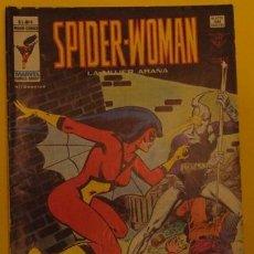 Cómics: SPIDER - WOMAN ¡EL OJO DE LA AGUJA! V.1 NO.5 AÑO 1978. Lote 40032731