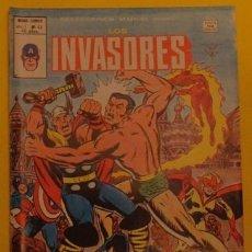 Cómics: LOS INVASORES ¡TRUENO EN EL ESTE! V.1 NO.43 AÑO 1978. Lote 40034362