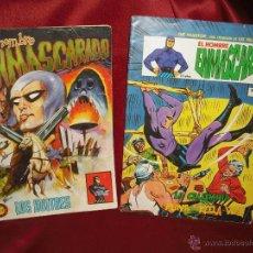 Cómics: 2 COMICS EL HOMBRE ENMASCARADO Nº 1 Nº 2 AÑO 79 . Lote 40068242