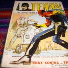 Cómics: VÉRTICE VOL. 1 TENAX NºS 9 Y 10. 1973. 30 PTS. TENAX CONTRA ... TENAX, EL ASTEROIDE DE LOS CIEN OJOS. Lote 40080772