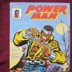 Cómics: POWER MAN Nº 1. ¡UNO DEBE MORIR! MUNDI COMICS EDITORIAL VERTICE 1981 TEBENI MBE. Lote 40246129