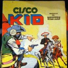Cómics: 3 CISCO KID-REVELACIÓN DEL WESTERN-Nº 13-15-17 DE COMICS ART. EDICIONES VÉRTICE 1980-NUEVOS. Lote 40293807