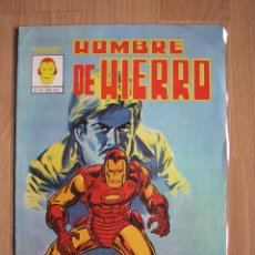 Cómics: IRON MAN HOMBRE DE HIERRO Nº 1 EL PRINCIPE DEL MAR VERTICE -POSIBILIDAD DE ENTREGA EN MANO EN MADRID. Lote 40316529