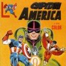 Cómics: CAPITAN AMERICA - RETAPADO NUMEROS # 1 AL 5 (SURCO,1983). Lote 40383504