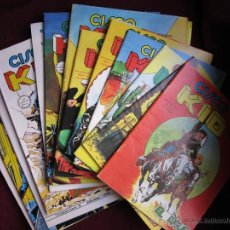 Cómics: LOTE 16 EJEMPLARES DE CISCO KID. VERTICE. MUNDICOMICS. TEBENI MBE. Lote 40431839