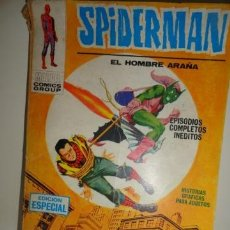 Cómics: SPIDERMAN (EL HOMBRE ARAÑA) VERTICE, V.1 N. 15 EL ASESINO DEL RING. Lote 40522003