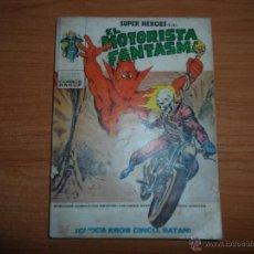 Comics: SUPER HEROES Nº 4 EL MOTORISTA FANTASMA VERTICE VOLUMEN 1 . Lote 40676382