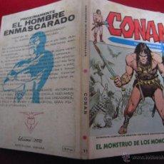 Cómics: CONAN 11 - V 1 - VERTICE. Lote 40710227