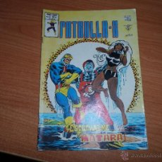 Cómics: PATRULLA X Nº 34 VOLUMEN 3 EDICIONES VERTICE . Lote 156161297