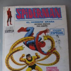 Cómics: SPIDERMAN Nº 21 LOS TENTACULOS Y LA TRAMPA TACO VERTICE. Lote 40749349