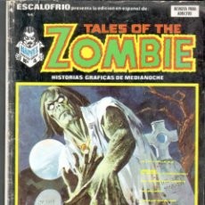 Cómics: TEBEOS-COMICS GOYO - ESCALOFRIO - TALES OF THE ZOMBIE Nº 14 - VERTICE - 1973 - *AA99. Lote 40807836