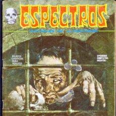 Cómics: TEBEOS-COMICS GOYO - ESCALOFRIO - ESPECTROS Nº 9 - VERTICE - 1973 - *BB99. Lote 40807896
