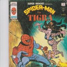 Cómics: SUPER HEROES PRESENTA: VOL. 2. Nº92. SPIDER-MAN Y LA TIGRA. VERTICE. Lote 40837832