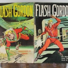Cómics: 4094- LOTE DE 18 EJEMPLARES DE FLASH GORDON EDIT. VERTICE. AÑOS 70. . Lote 40869513