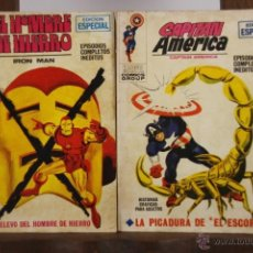 Cómics: 4114-LOTE DE 3 COMICS.EDT. VERTICE.AÑOS 60/70. Lote 40885476
