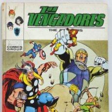 Cómics: LOS VENGADORES Nº 48. VERTICE TACO. Lote 41118459