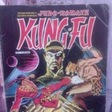 Cómics: KUNG-FU Nº 1 -EDICIONES SURCO- MIRAR DESCRIPTIVO Y FOTOS. Lote 41219093