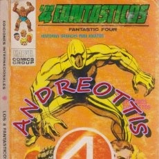 Cómics: LOS 4 FANTASTICOS, EDITORIAL VERTICE, V.1 N. 35, HA LLEGADO EL FINAL. Lote 35875748
