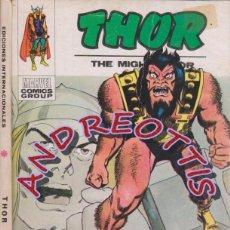 Cómics: THOR (THE MIGHTY THOR), EDITORIAL VERTICE, V.1 N. 32, ULIK DESBOCADO. Lote 37105192