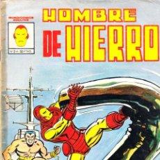 Cómics: CÓMIC VÉRTICE - HOMBRE DE HIERRO - Nº 2 COLOR- MUNDICOMICS LINEA 81. Lote 41343682
