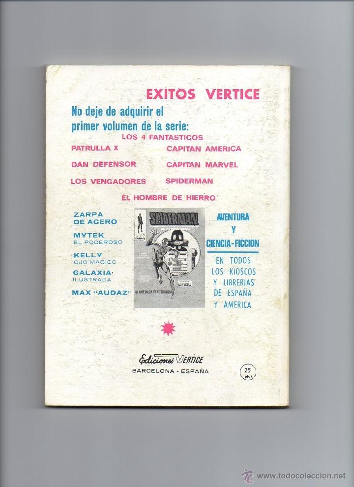 Cómics: HOMBRE DE HIERRO V1 Nº10 VÉRTICE - Foto 3 - 41343845