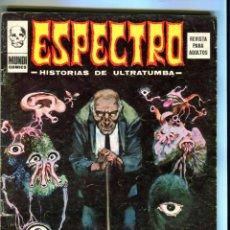 Cómics: ESPECTRO Nº 33 AÑO 1974 HISTORIAS DE ULTRATUMBA. Lote 41346481