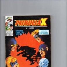 Cómics: PATRULLA X V1 Nº19 VÉRTICE PRIMERA EDICIÓN. Lote 41366262