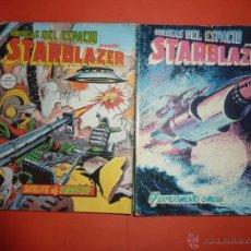 Cómics: STARBLAZER - ODISEAS DEL ESPACIO - VERTICE - COMPLETA - CJ 37. Lote 41369442
