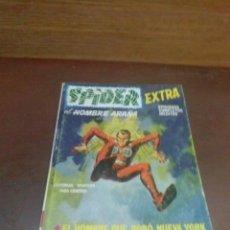 Cómics: COMICS VERTICE SPIDER Nº 20 EL HOMBRE QUE ROBO NUEVA YORK. Lote 41390776
