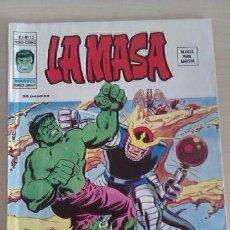 Cómics: MARVEL MUNDI COMICS 1974 (35 PTS) LA MASA V3 Nº 13 ED VERTICE. Lote 41403835