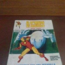 Cómics: COMICS VERTICE EL HOMBRE DE HIERRO Nº 22 LAGRIMAS POR UNA PESADILLA. Lote 41594588